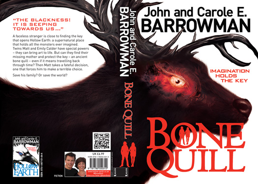 UK Cover of Bone Quill