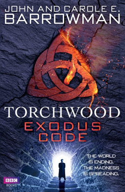 Cover of Torchwood: Exodus Code