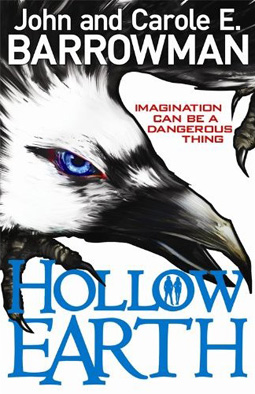 UK Cover of Hollow Earth