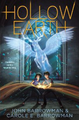 US Cover of Hollow Earth