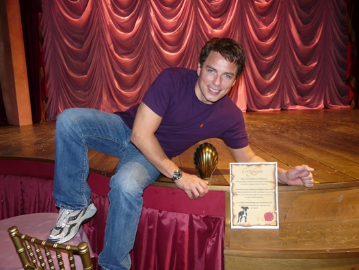 John at the Playhouse Theatre