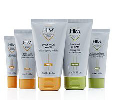 HIM Male Grooming Range