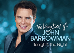 Very Best of John Barrowman album cover