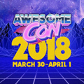 AwesomeCon logo