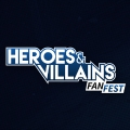 Heroes and Villains FanFest logo