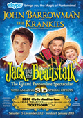 John Barrowman and The Krankies in Jack and the Beanstalk