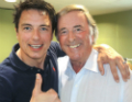John with Terry Wogan