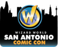 Wizard World San Antonio logo