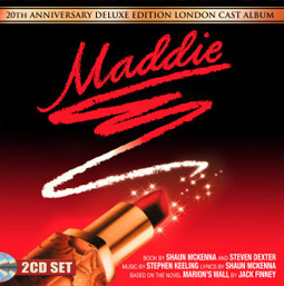 Maddie CD cover