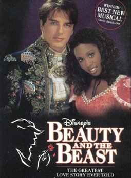 Programme Cover for Beauty and the Beast