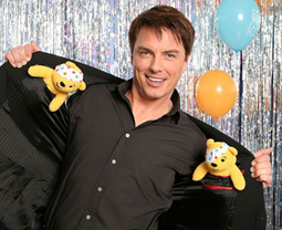 John with Pudsey