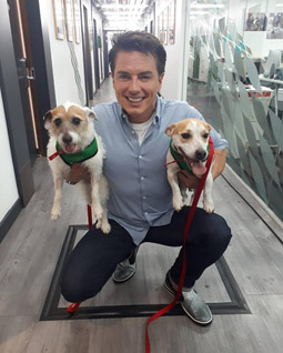 John and dogs